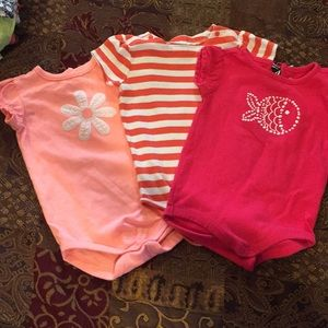 Other - 3 onesies sizes listed in pictures.